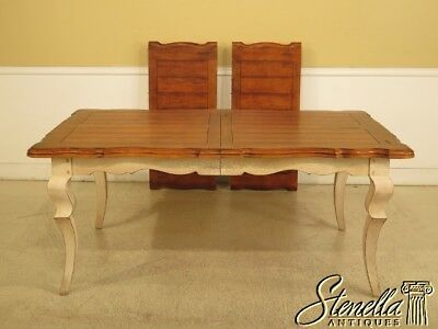 L44534EC: CENTURY Country French Dining Room Table