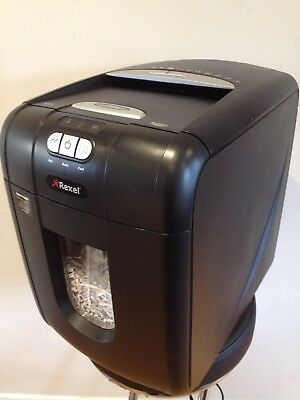 Rexel Stack & Shred Automatic Feed Cross Cut Shredder 100X,100 pages at once !