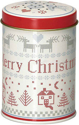 Sugar Shaker December Red from Greengate