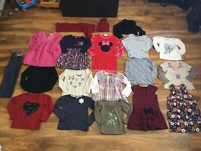 Girls bundle clothes, age 3-4 years