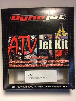 2010-2013 DYNO JET Q534 DYNOJET KIT POLARIS TRAIL BOSS 330