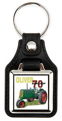 Oliver Model 70 Row Crop Square Key Fob