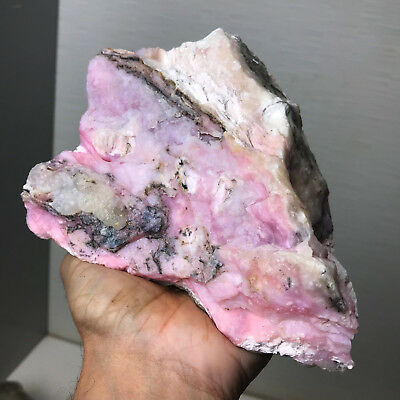 New!!! Top Quality Gem Pink Opal Rough - 3 Lb - From Peru