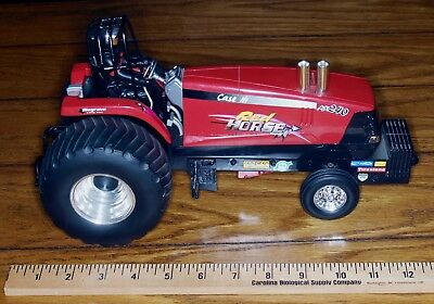 Speccast Case Ih  Mx 240 The Red Horse Pulling Tractor 1/16