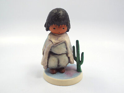 Goebel DeGrazia Figurine #1032312 The Blue Boy TMK 6, 4 7/8""