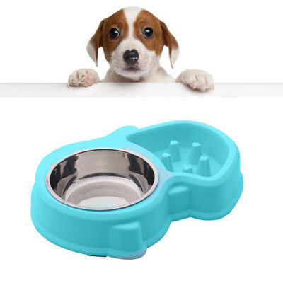Dogs Dry Food Feeder for Outdoor Traveling Pet Dog Dish Feeder Goods Bowls