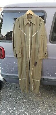 USAF late 1940s lightweight flying suit L-1