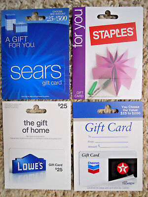 Collectible Gift Cards, with backing, no value on cards, new and unused     (UT)