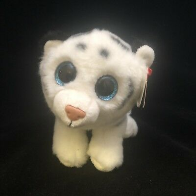 352affab2cd Ty Beanie Babies Tundra - White Tiger 42106