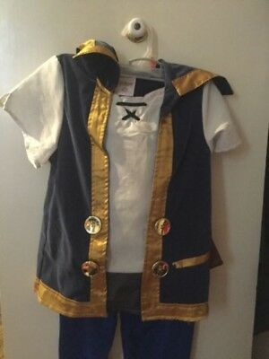 Disney store Jake and the neverland pirates Costume small 5/6