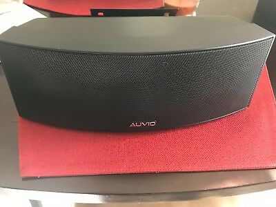 Auvio 2 Way Center Channel Speaker 4000462 Excellent Condition Free Shipping