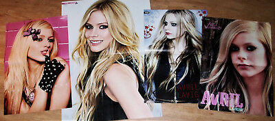 Avril Lavigne Sammlung Poster Collection Clippings