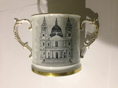 Stunning Hammersley Loving Cup for St Paul's Catheral's 250th Anniversary