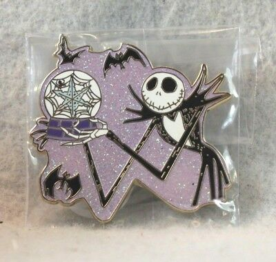 Disney Shopping Store Pin LE 250 Jack Skellington Snowglobe Nightmare Christmas