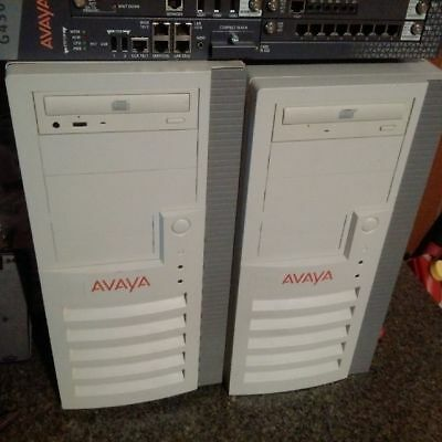 Avaya Intuity S3210 Voice Message Networking Server LX1.1
