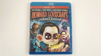 Howard Lovecraft and the Undersea Kingdom (2-Disc Set) Blu-ray + DVD with Case