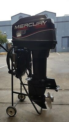 Mercury 60hp outboard