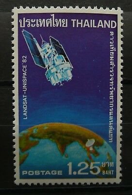 Thailand 1982 Unispace 82 Mint Unhinged