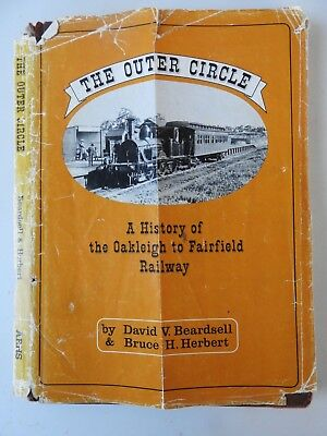 Victorian Railways VR The Outer Circle Book.