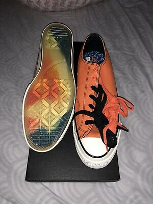 cheap for discount 48584 49f1d New Converse X Vince Staples All Star 70 Ox Size 10 161254C Chuck Taylor  Orange