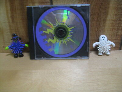 Lot of 2, Halloween Items, Magnets & Horror Sounds CD