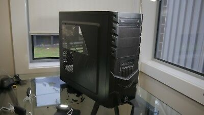 Thermaltake Spacecraft VF-I ATX PC gaming case With DeepCool Fan Controller