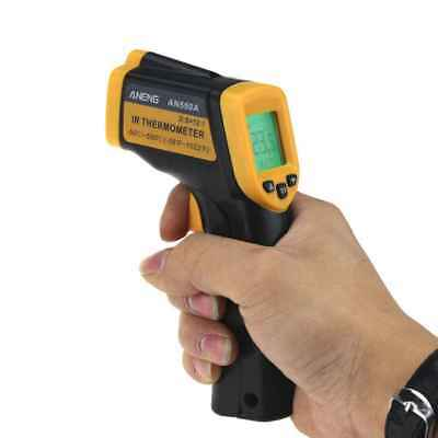 ANENG AN550A Digital Infrared Thermometer Non-contact Temperature Tester