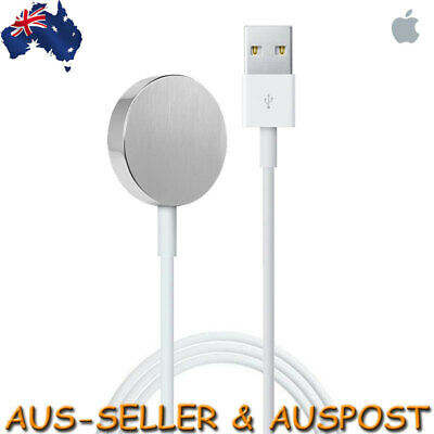 Genuine Apple Watch Magnetic Charging Cable For Watch Series 1 2 3 4 1m Retail