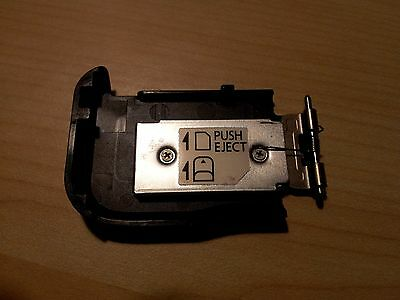 Genuine CANON PowerShot G9 Camera Part - Battery Door Cover
