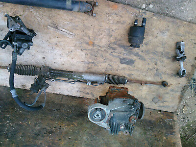 BMW e30 Differential 4,27 ohne Sperre