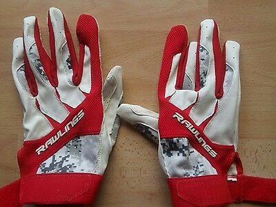 Rawlings baseball batting gloves Handschuhe Gr. L