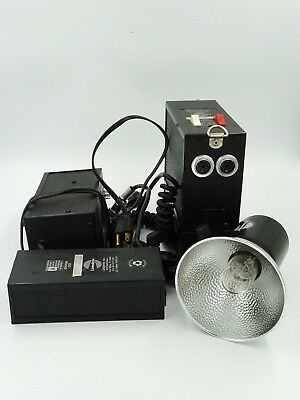 LUMEDYNE-Lighting-System-KIT-067X-200-WS-Power-Pack-Battery-Charger-Flash-Head