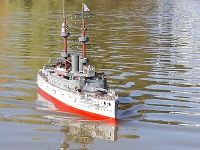 Hms Magnificent 1:96
