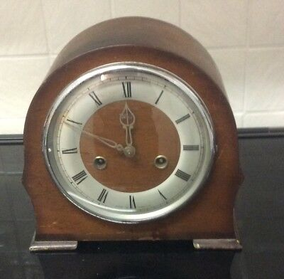 A Vintage Smiths Enfield Mantle Clock
