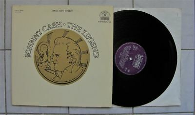 Johnny Cash - The Legend Collector's Edition Sun Club Sonder 27461-3 2Lp Foc Top
