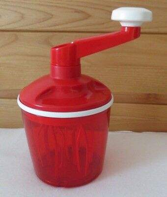 TUPPERWARE Speedy Chef - rot - NEU