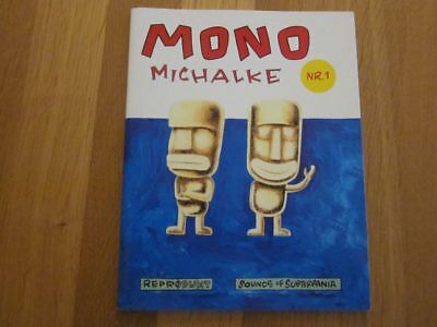 Mono Michalke Nr. 1 Comic Comics  Von Andreas Michalke