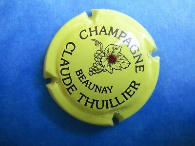 Capsule bouteille Champagne