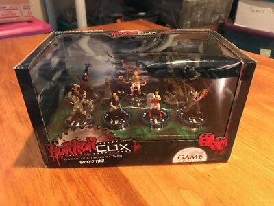 Marvel  HORRORCLIX GAME the Game of 3-D Monster Combat  Wizkids WZK0665 NEW