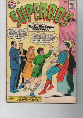 Superboy 104 Very Good+ 1961 Dc Silver Age Comic
