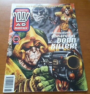 2000ad Monthly Issue 117