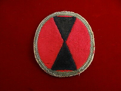 US ARMY 7TH Infantry Division Patch 1d9cb3b6e31