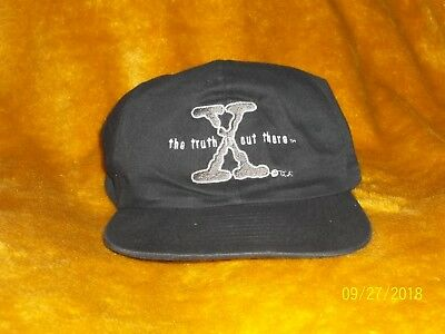 X Files The truth is out there Snapback Baseball Cap
