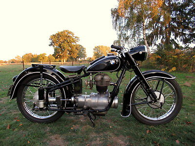 1952 BMW R-Series  RARE BMW 250cc OHV SINGLE, FAIR RESERVE, FREE SHIPPING TO US & OTHER DESTIN.*