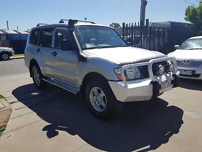 2002 Mitsubishi Pajero Glx Turbo Diesel 4X4 *gear Box Problem*