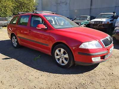 2008 Skoda Octavia Wagon 4X4 Turbo Diesel Manual