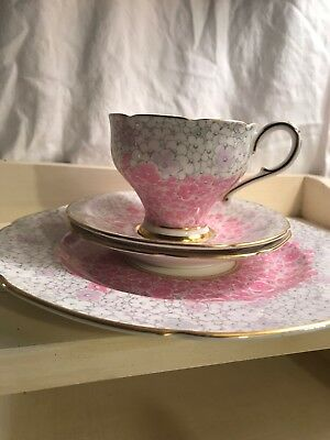 Paragon by Appointment to Her Majesty The Queen Tea Cup Saucer  Bone China Lot 4