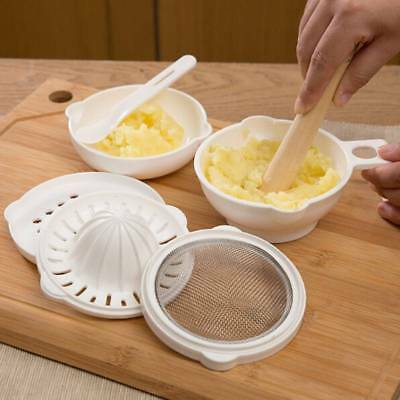 Baby Supplement Feeding Set Grinding Food Dishes Hygiene Food-grade Safety Bowl