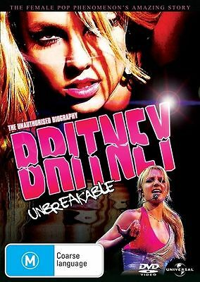 Britney - Unbreakable : The Unauthorized Biography (DVD, 2009)