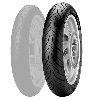 Pirelli Angel Scooter Rear 100/80-14 M/c 54S Tl Tyre #61-290-23